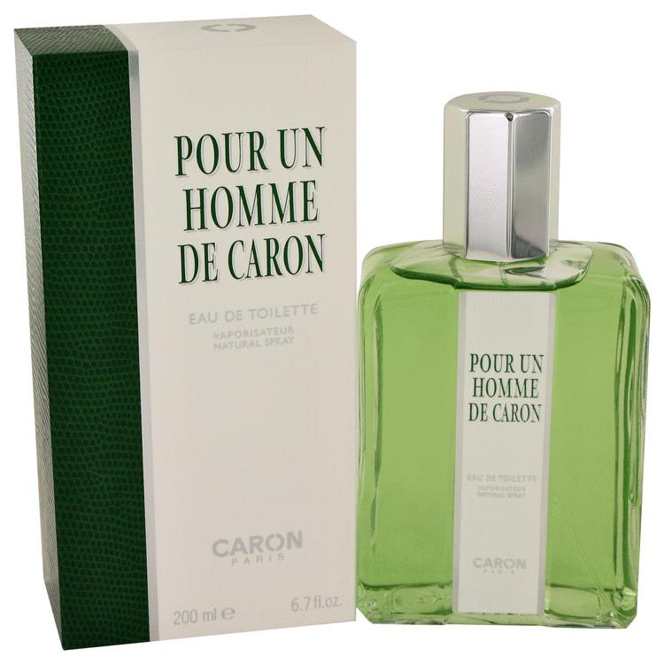 Caron Pour Homme by Caron Men's Eau De Toilette Spray 6.7 oz