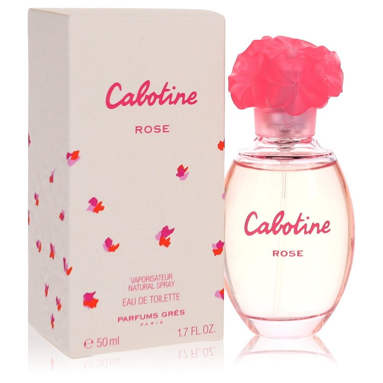 Cabotine Rose Perfume by Parfums Gres 50 ml EDT Spay for Women