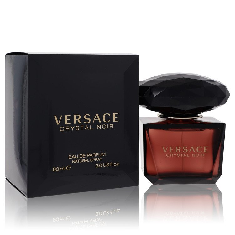 Crystal Noir Perfume by Versace 90 ml Eau De Parfum Spray for Women