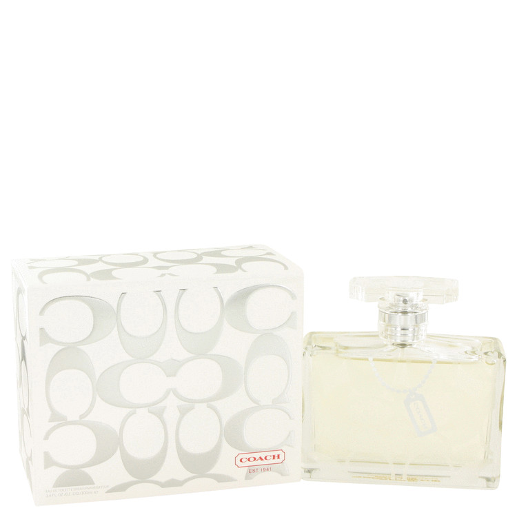 Coach Signature Perfume by Coach 3.4 oz EDT Spay for Women
