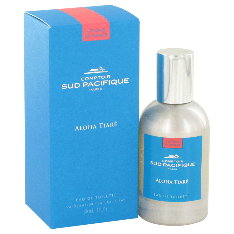 Comptoir Sud Pacifique Aloha Tiare Perfume 30 ml EDT Spay for Women