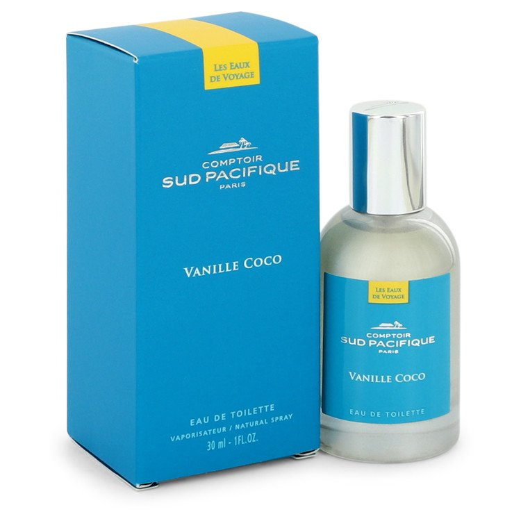 Comptoir Sud Pacifique Vanille Coco Perfume 30 ml EDT Spay for Women