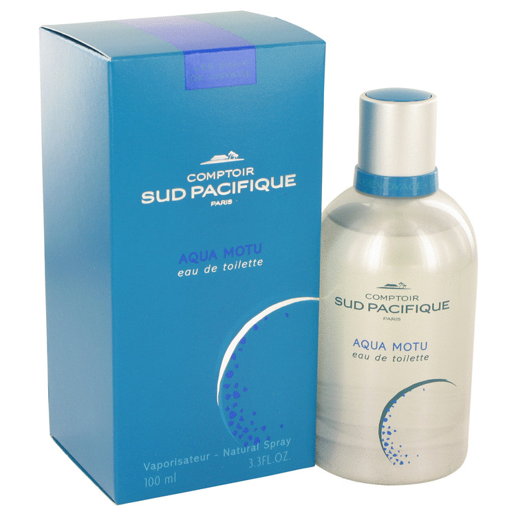 Aqua Motu Perfume by Comptoir Sud Pacifique 3.4 oz EDT Spay for Women