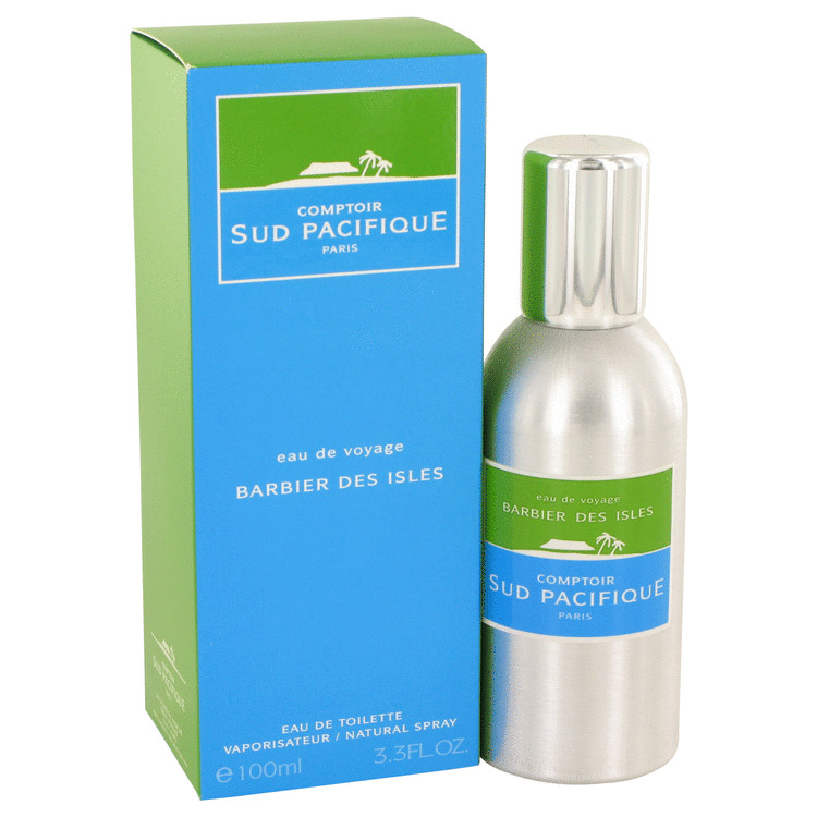 Comptoir Sud Pacifique Barier Des Isles Perfume 3.4 oz EDT Spay for Women