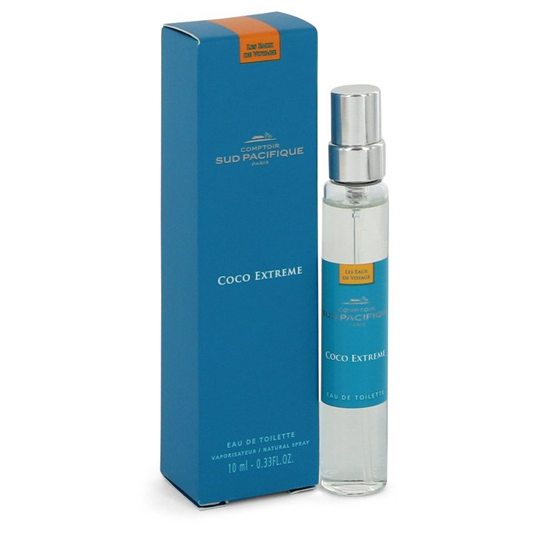 Comptoir Sud Pacifique Coco Extreme Mini .33 oz Mini EDT Pen Spray for Women