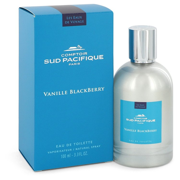 Comptoir Sud Pacifique Vanille Blackberry Perfume 100 ml EDT Spay for Women