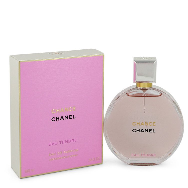 Chance Eau Tendre Perfume by Chanel 100 ml EDP Spay for Women
