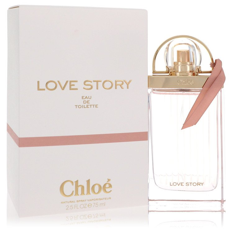 Chloe Love Story Perfume by Chloe 2.5 oz EDT Spay for Women Spray