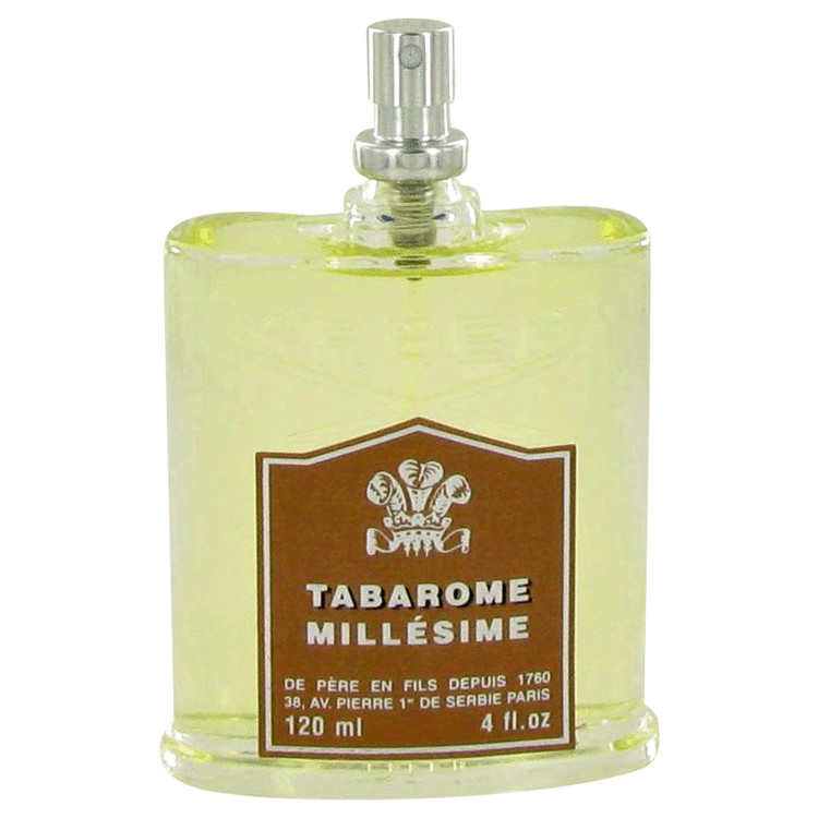 Tabarome Cologne by Creed 120 ml Millesime Spray (Tester) for Men