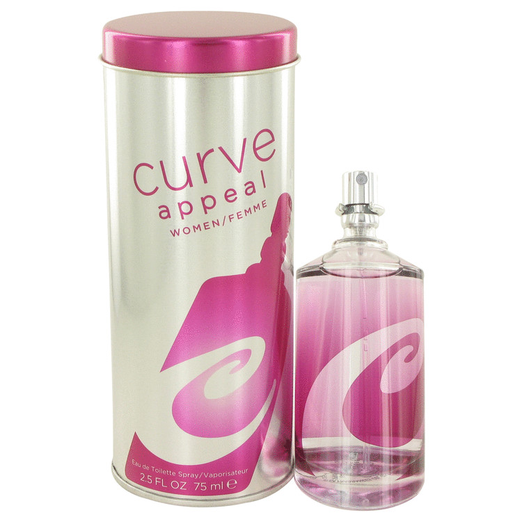 Curve Appeal Perfume by Liz Claiborne 75 ml EDT Spay for Women