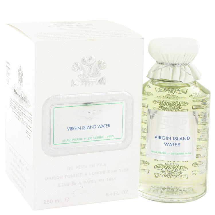 Virgin Island Water Cologne 8.4 oz Millesime Flacon Splash (Unisex) for Men