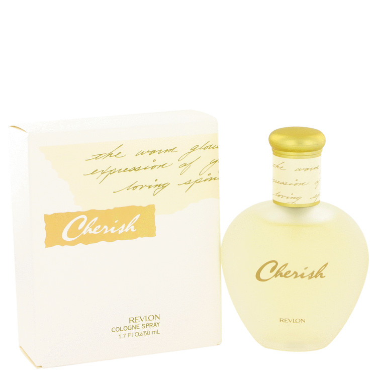 Cherish Perfume by Revlon 50 ml Cologne Spray for Women