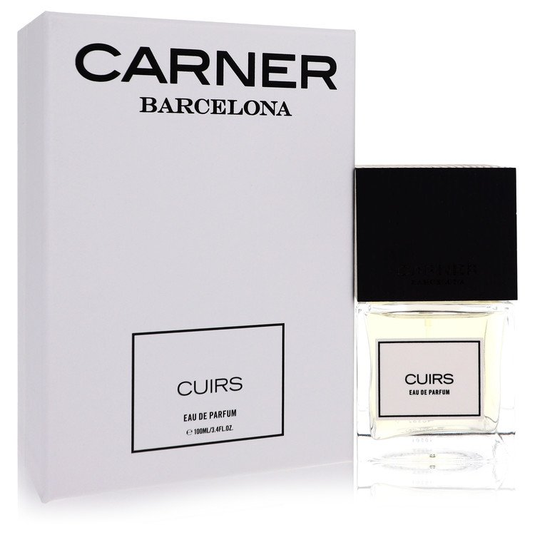 Cuirs by Carner Barcelona for Women Eau De Parfum Spray 3.4 oz