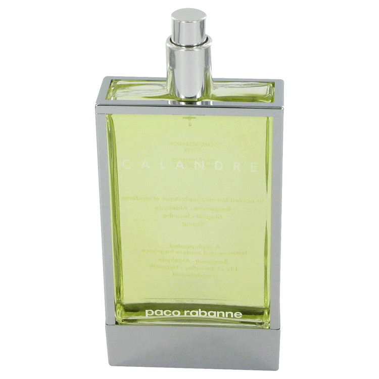 Calandre by Paco Rabanne Women's Eau De Toilette Spray (Tester) 3.4 oz