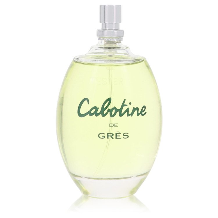Cabotine Perfume by Parfums Gres 100 ml EDT Spray(Tester) for Women