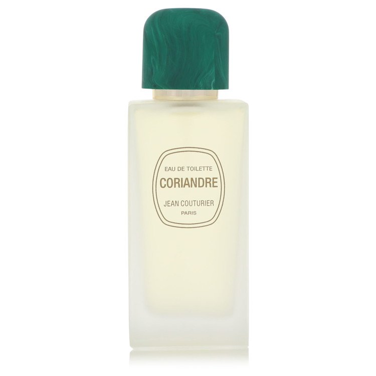 Coriandre Perfume by Jean Couturier 100 ml EDT Spray(Tester) for Women