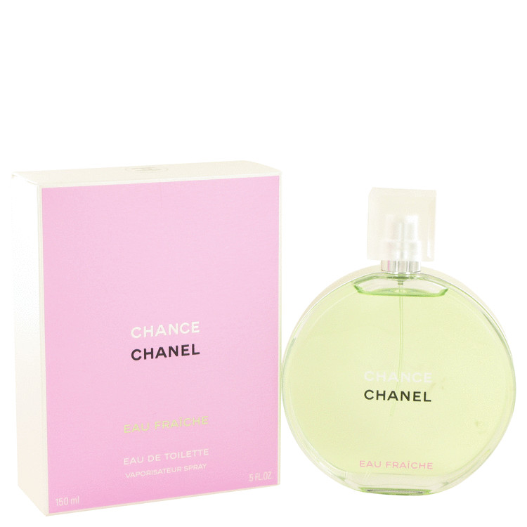 Chance Perfume by Chanel 150 ml Eau Fraiche Spray for Women