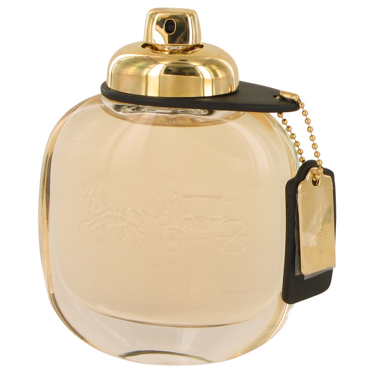 Coach by Coach Women's Eau De Parfum Spray (unboxed) 3 oz