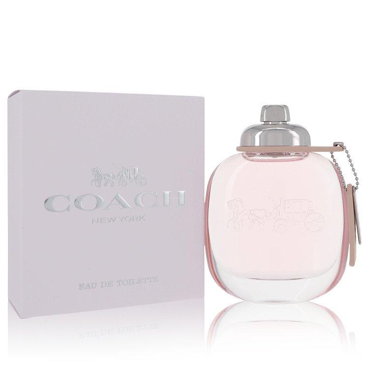 Coach Perfume by Coach 90 ml Eau De Toilette Spray for Women