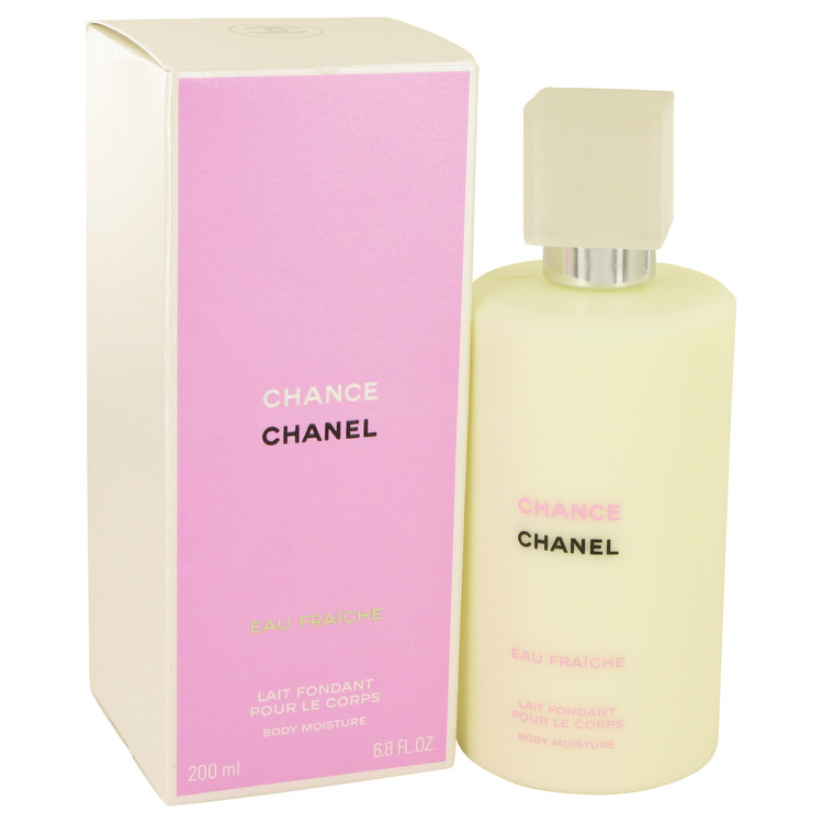 Chance by Chanel for Women Eau Fraiche Body Lotion 6.8 oz