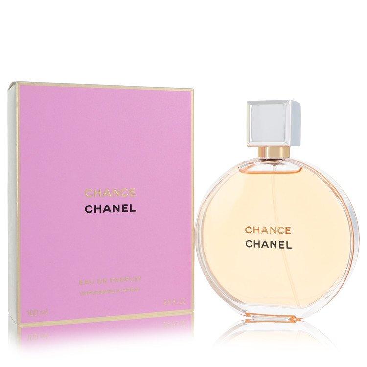 Chance by Chanel for Women Eau De Parfum Spray 3.4 oz