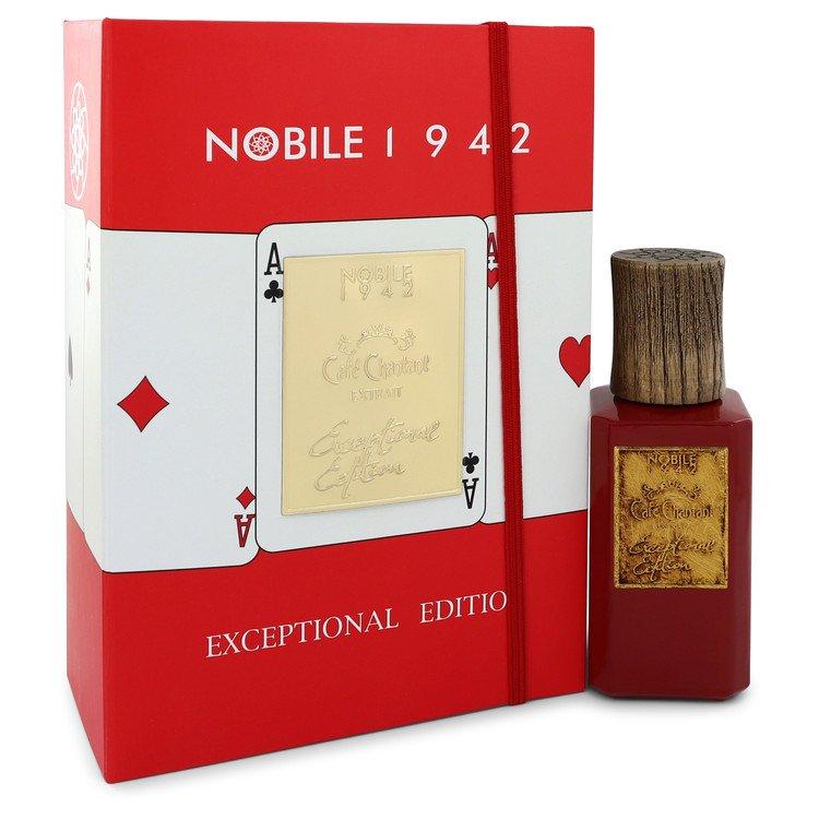 Cafe Chantant  by Nobile 1942 Women's Extrait De Parfum Spray (Unisex) 2.5 oz