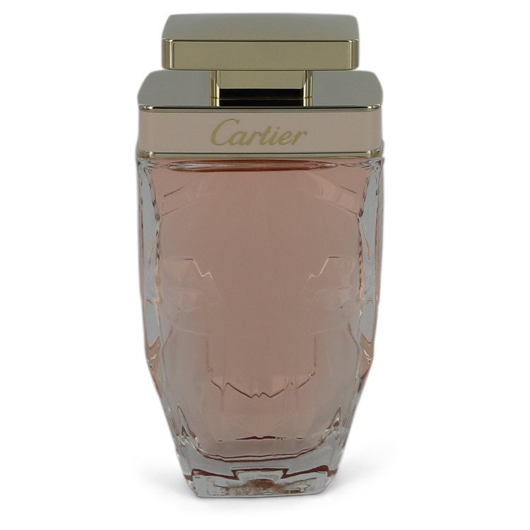 Cartier La Panthere by Cartier Eau De Toilette Spray (Tester) 2.5 oz