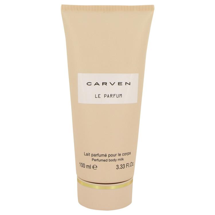 Carven Le Parfum by Carven for Women Body Milk 3.3 oz