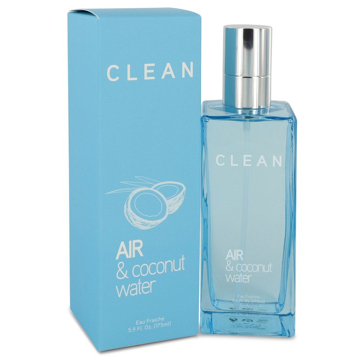 Clean Air & Coconut Water by Clean Women's Eau Fraiche Spray 5.9 oz