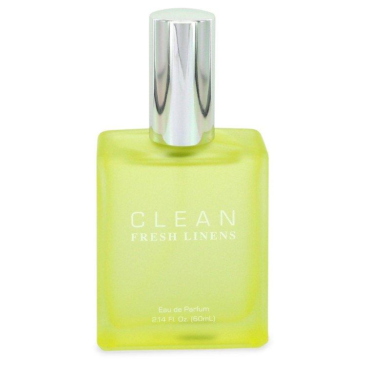 Clean Fresh Linens by Clean Women's Eau De Parfum Spray (unboxed) 2.14 oz
