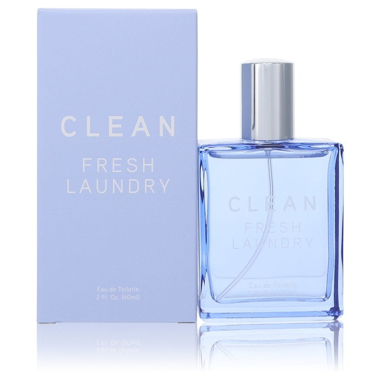 Clean Fresh Laundry by Clean –  Eau De Toilette Spray 2 oz 60 ml for Women