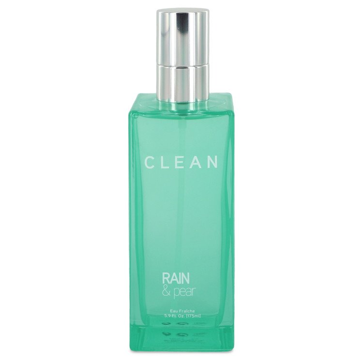 Clean Rain & Pear by Clean Women's Eau Fraiche Spray (unboxed) 5.9 oz