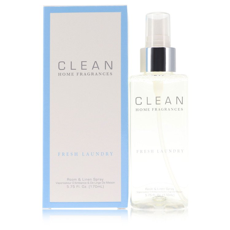 Clean Fresh Laundry by Clean –  Room & Linen Spray 5.75 oz 170 ml for Women