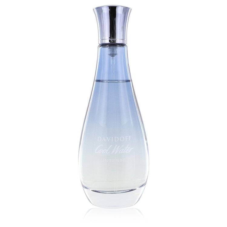 Cool Water Intense by Davidoff Women's Eau De Parfum Spray (unboxed) 3.4 oz