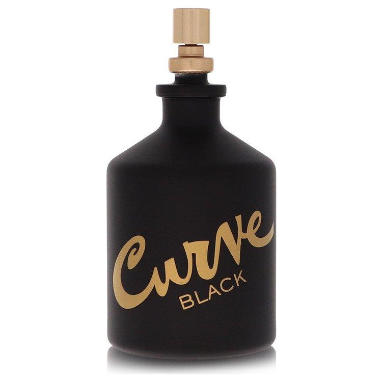 Curve Black by Liz Claiborne Men's Eau De Toilette Spray (Tester) 4.2 oz