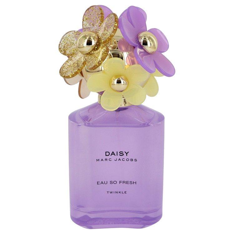 Daisy Eau So Fresh Twinkle Perfume 75 ml EDT Spray(Tester) for Women