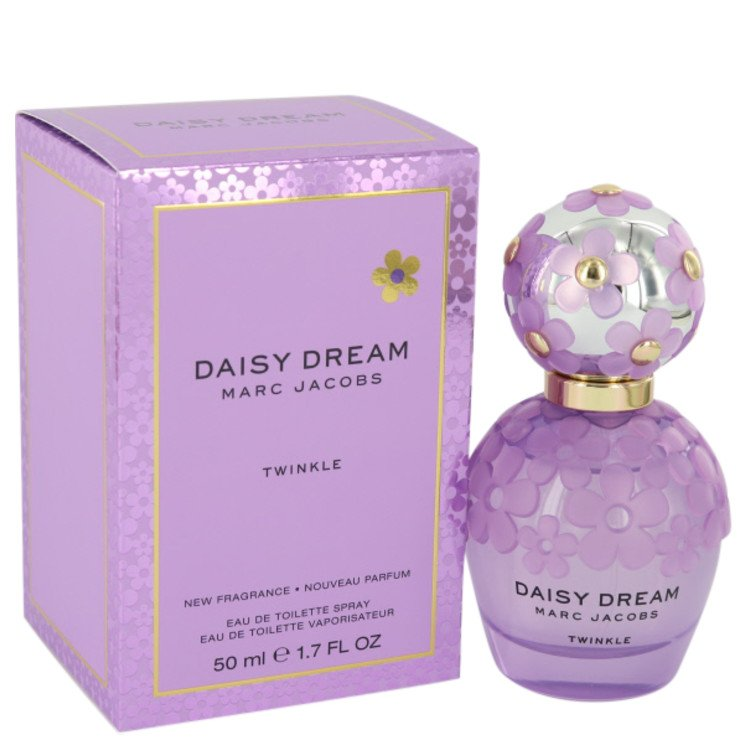 Daisy Dream Twinkle Perfume by Marc Jacobs 50 ml EDT Spay for Women