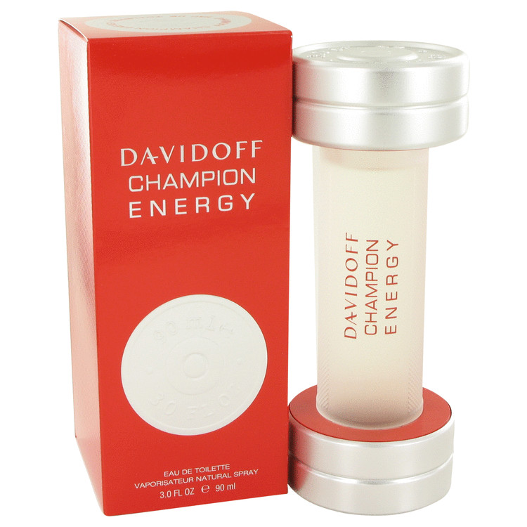 Davidoff Champion Energy Cologne by Davidoff 90 ml EDT Spay for Men