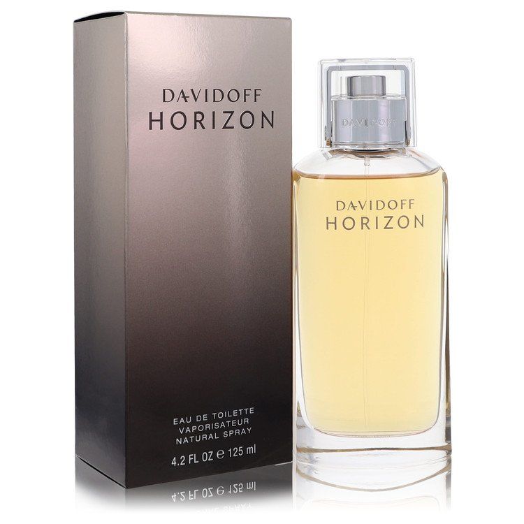 Davidoff Horizon Cologne by Davidoff 125 ml EDT Spay for Men