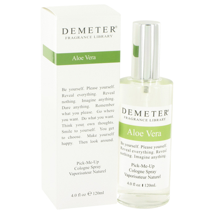 Demeter by Demeter Aloe Vera Cologne Spray 4 oz