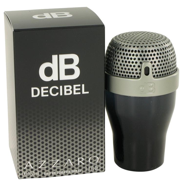 Db Decibel Cologne by Azzaro 50 ml Eau De Toilette Spray for Men