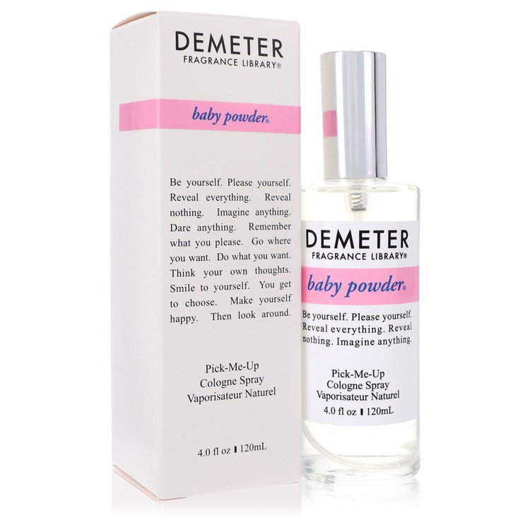 Demeter Perfume by Demeter 4 oz Baby Powder Cologne Spray for Women