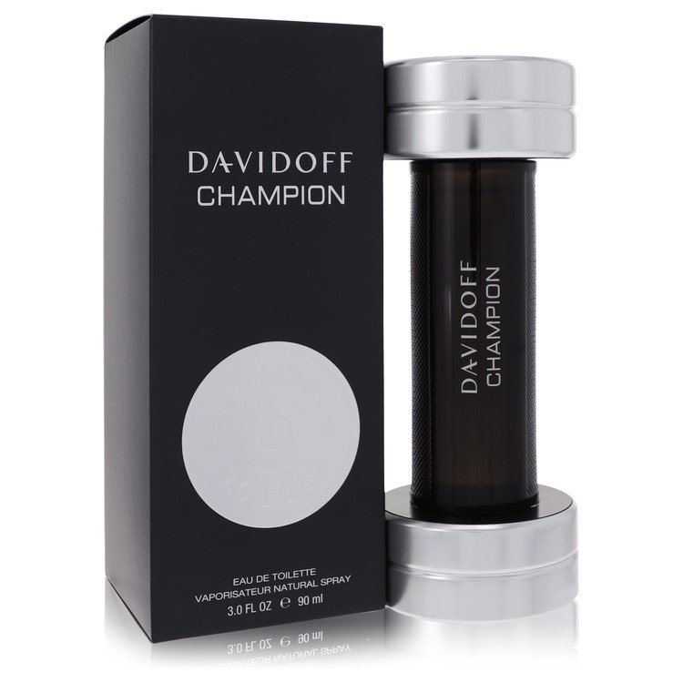 Davidoff Champion Cologne by Davidoff 90 ml EDT Spay for Men