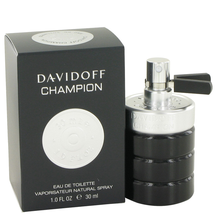 Davidoff Champion Cologne by Davidoff 30 ml EDT Spay for Men