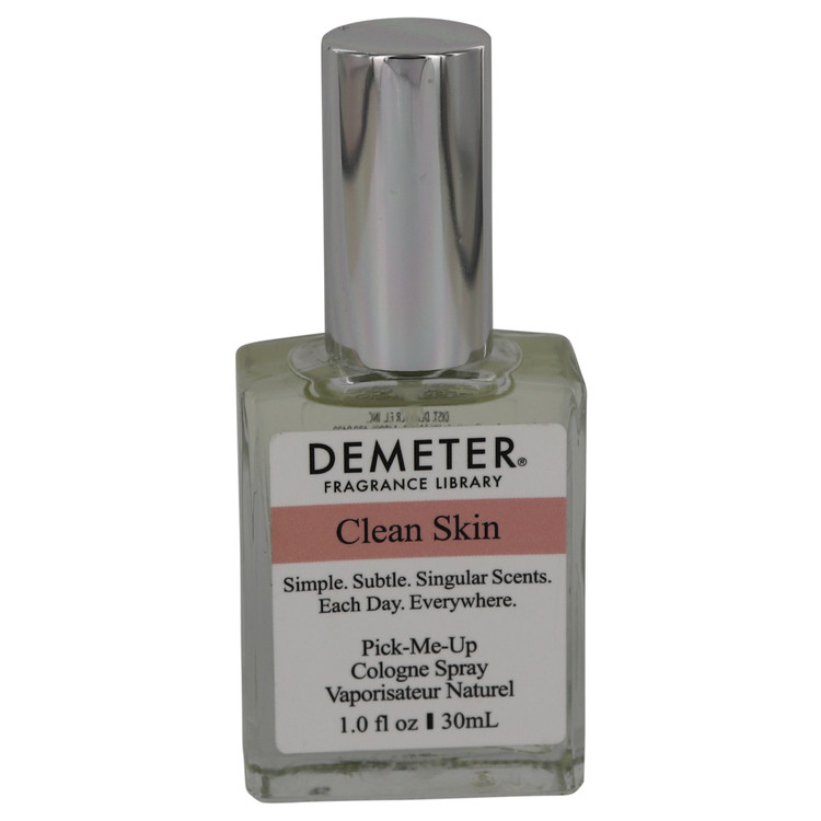 Demeter by Demeter for Women Clean Skin Cologne Spray (unboxed) 1 oz