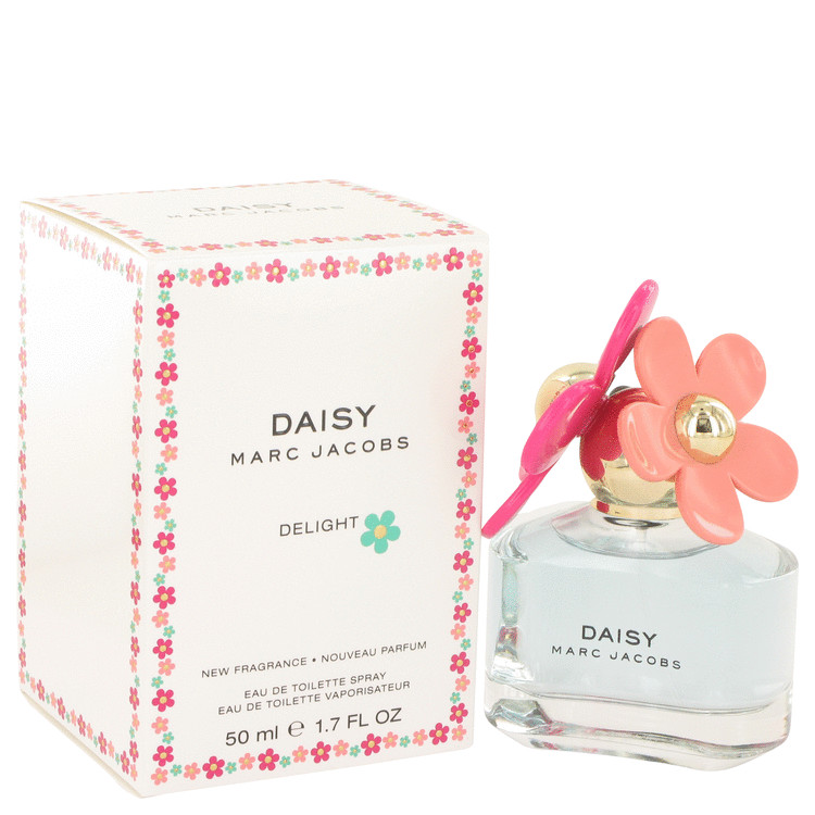 Daisy Delight Perfume by Marc Jacobs 50 ml EDT Spay for Women