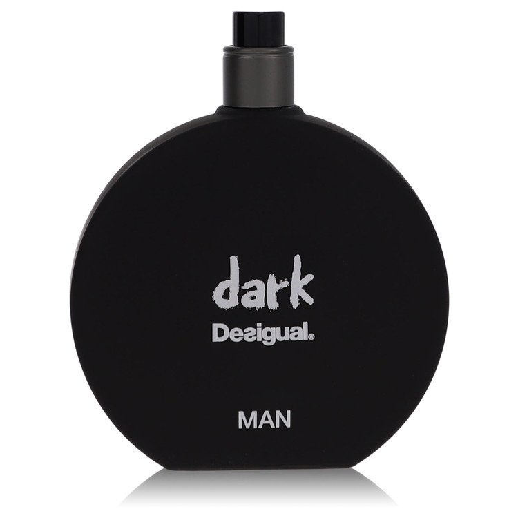 Desigual Dark by Desigual for Men Eau De Toilette Spray (Tester) 3.4 oz