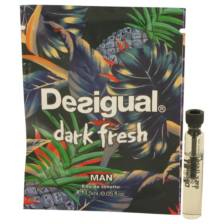 Desigual Dark Fresh by Desigual for Men Vial (sample) .05 oz