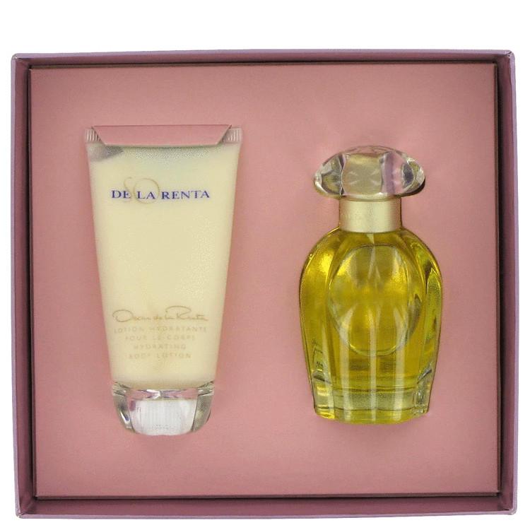 So De La Renta for Women, Gift Set (1.7 oz EDT Spray + 1.7 oz Body Lotion)