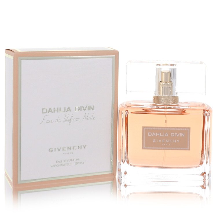 Dahlia Divin Nude Perfume by Givenchy 75 ml EDP Spay for Women